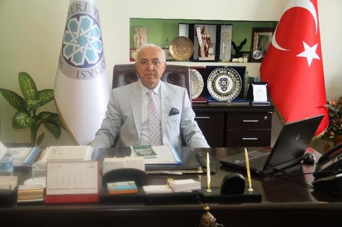 Başkan Hiçyılmaz'dan Şehit Ve Gaziler Haftası Mesajı