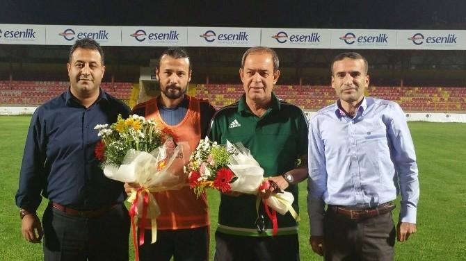 Yeni Malatyaspor'a Moral Ziyareti