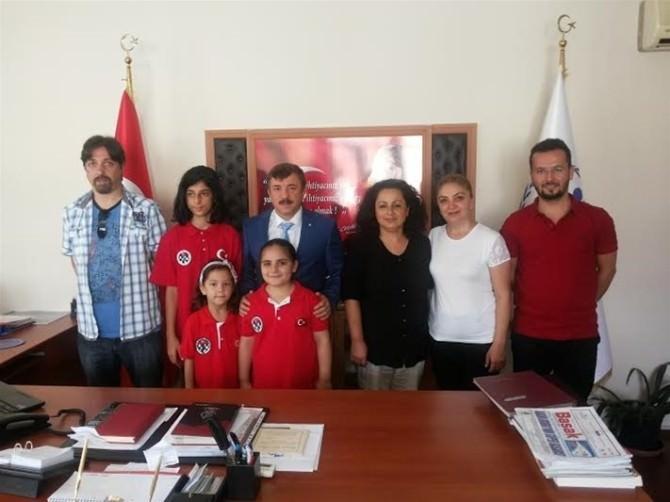 10 Yaşındaki Yalovalı Sporcu Avrupa Şampiyonası'nda Türkiye'yi Temsil Edecek