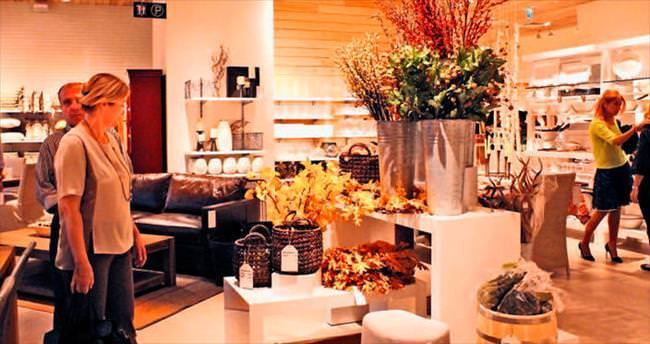 Crate and Barrel Ankara'da