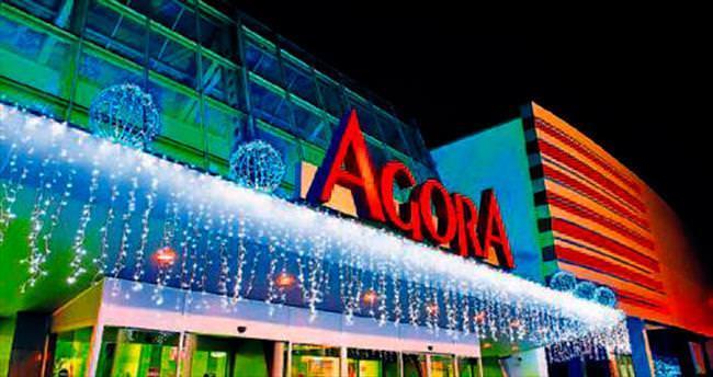 Agora'dan çocuklara bayram eğlencesi