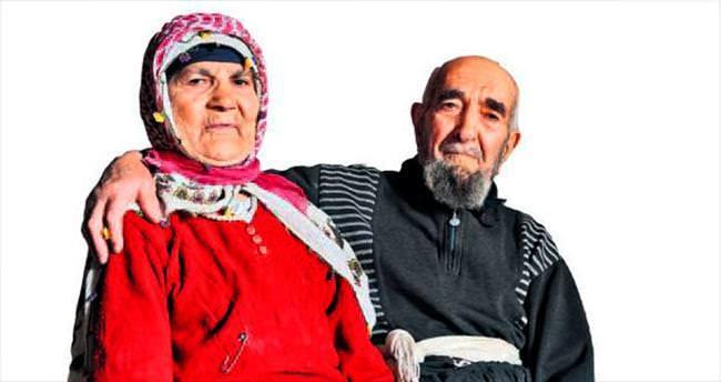 77 yıllık aşk hikâyesi mutlu sonla bitti
