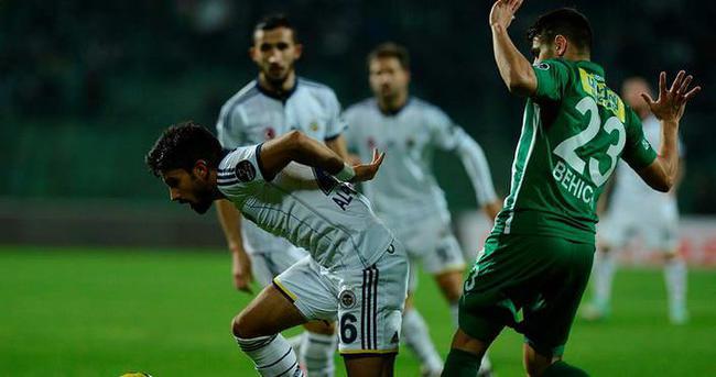 Fenerbahçe - Bursaspor 93. kez...