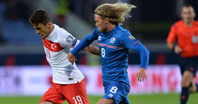 Türkiye - İzlanda maçına yoğun ilgi