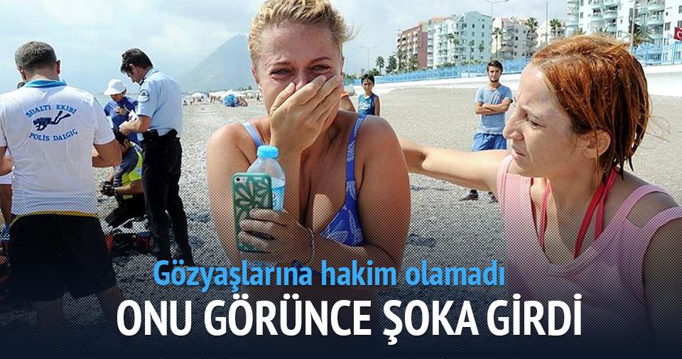 Antalya'da denizde kalp krizi geçiren turist, boğuldu