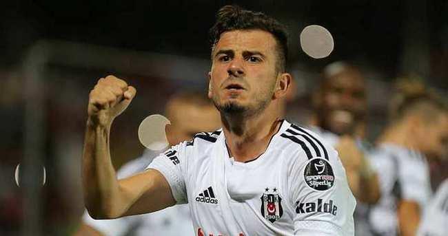 Beşiktaş'ta Oğuzhan sevinci