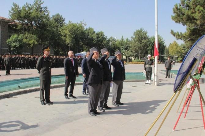 Elazığ'da Gaziler Günü Kutlandı