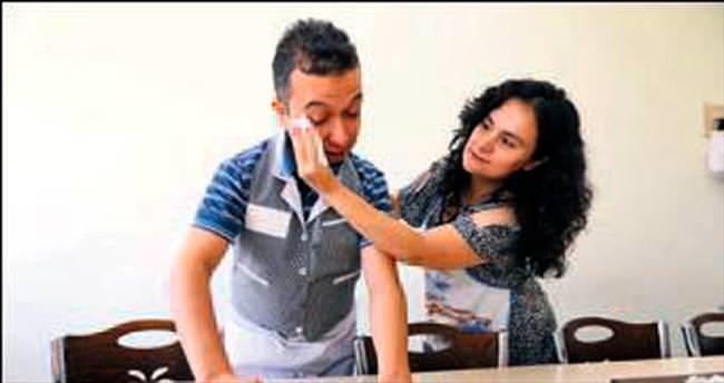 Evlenmeden önce mutfakta ilk prova