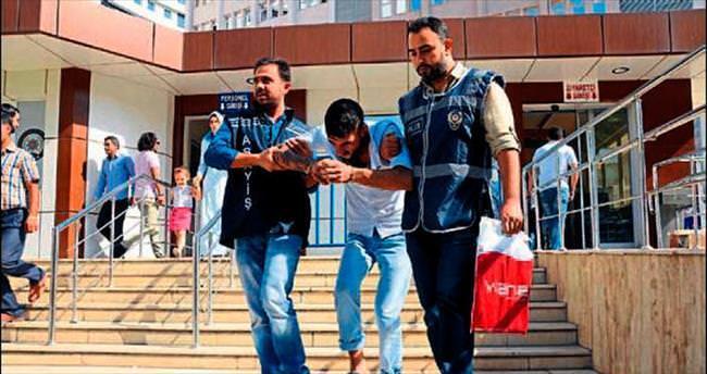 Dolandırıcılar Gaziantep'te yakalandı