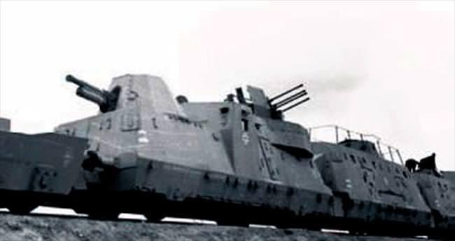 Yeni iddia: Nazi treni ceset dolu