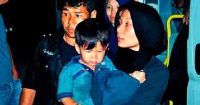 Çanakkale'de 89 kaçak yakalandı
