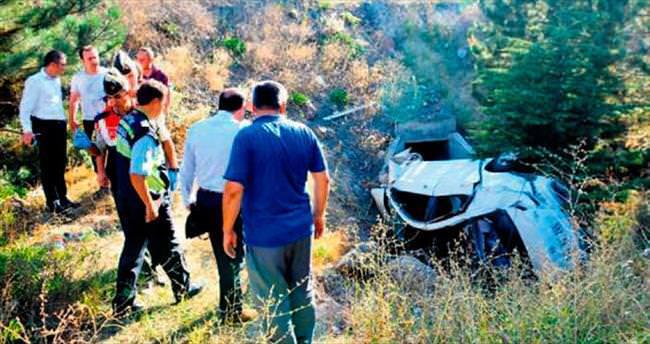 Kayıp gençler kaza kurbanı çıktı