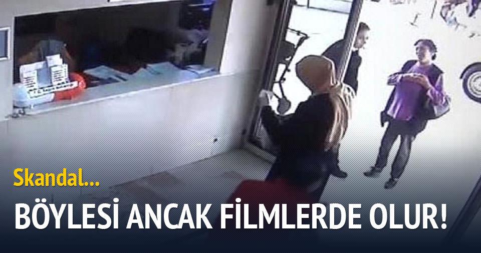 İzmir'de skandal olay!