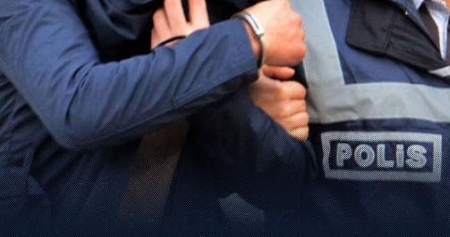 Adliyede keşif yapan terörist tutuklandı