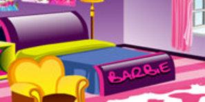 Barbie Oda Dekorasyonu