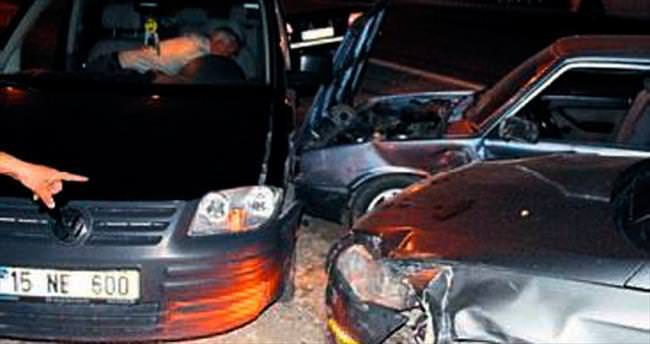CHP'li vekil adayı kazada yaralandı