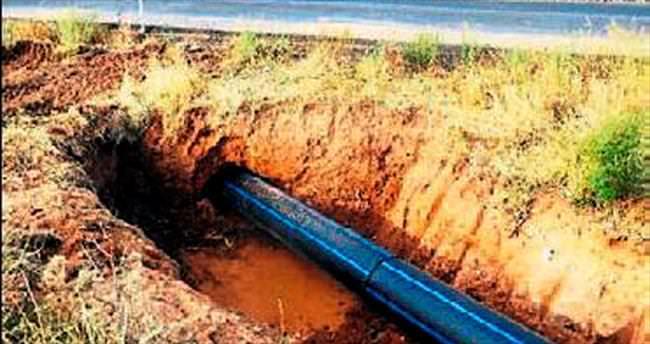 Su sorununa kalıcı çözüm getirildi