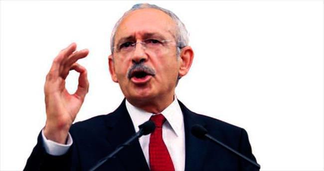 Kılıçdaroğlu: Tuğrul Türkeş hayal kırıklığı yarattı