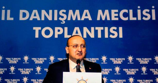 Akdoğan: İnsan hayatı üzerinden hesap olmaz