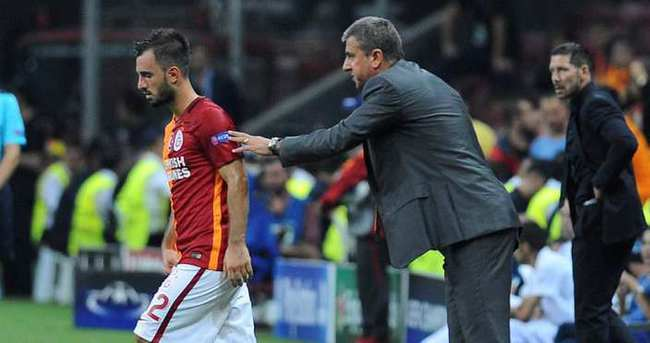 Emre Çolak Galatasaray'dan ayrılıyor