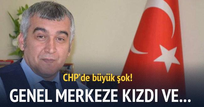 CHP aday tanıtım toplantısında şok!