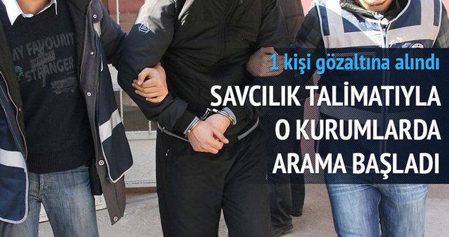 Ankara'da 'Fetullahçı Terör Örgütü' operasyonu