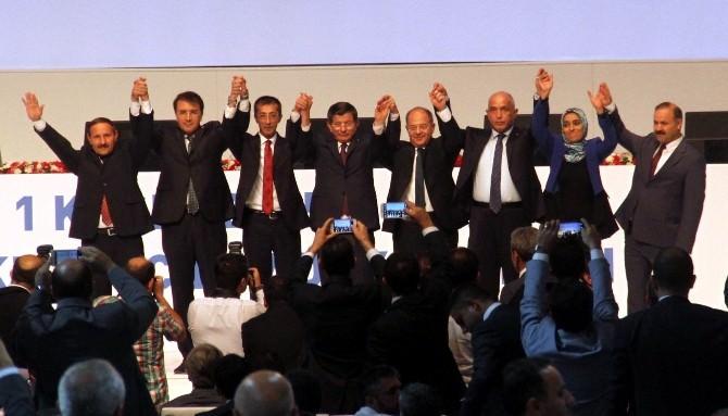AK Parti Erzurum Adayları Tanıtıldı