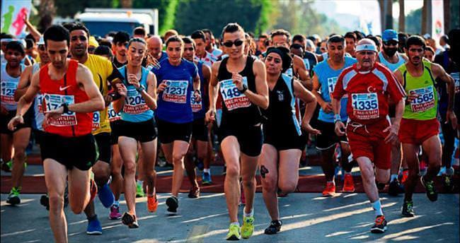 Maraton heyecanı