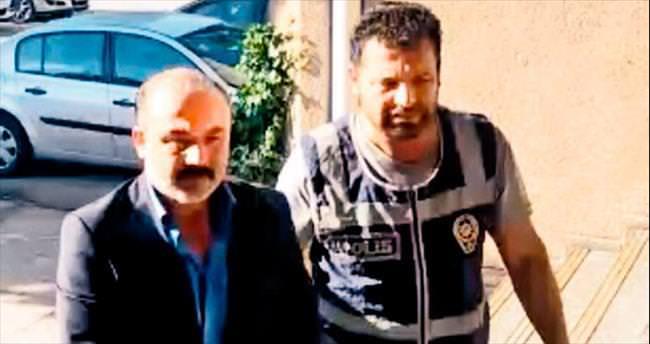 Tapu avcısı şebeke polisin ağına takıldı