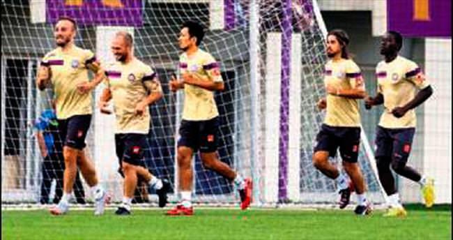 Osmanlı'da Türkiye Kupası hazırlığı