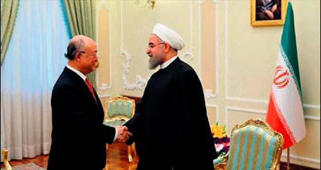 İran BM'ye nükleer örnekler verdi