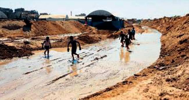 Su pompalama fikri Abbas'a ait çıktı