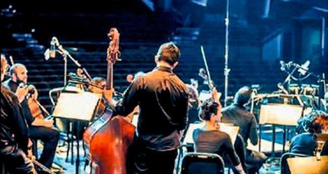 Suriyeliler Filarmoni Orkestrası Berlin'de