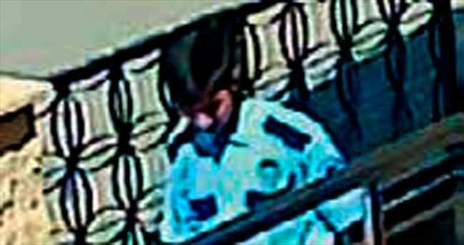 Alçaklar, bu kez polis kıyafetiyle yakalandı