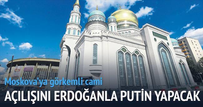 Moskova Merkez Camisi yarın açılıyor