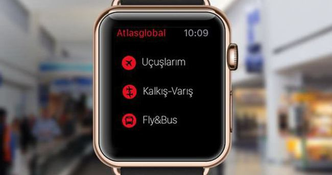 Atlasglobal Watch uygulamasına başladı