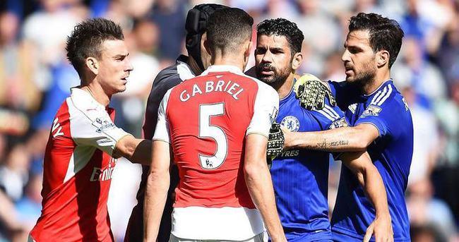 Diego Costa'ya ceza kapıda