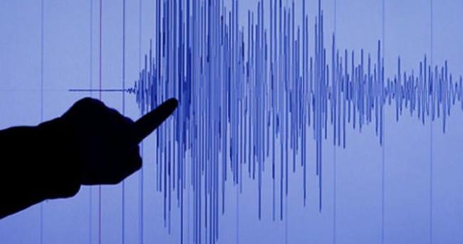 Kütahya Simav'da 4.1 büyüklüğünde deprem - Son depremler
