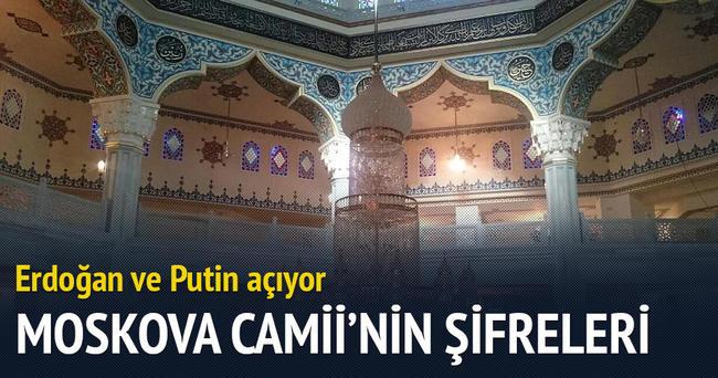 Moskova Camii'nin şifreleri