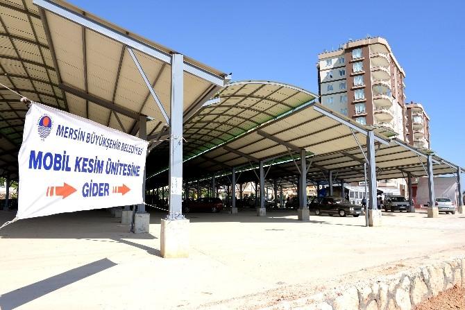 Büyükşehir'den 13 İlçeye Ücretsiz Kurban Kesim Ünitesi