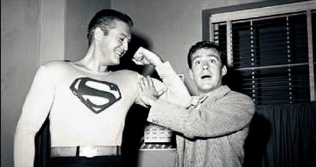 İlk Süpermen'in 'kankası'na veda