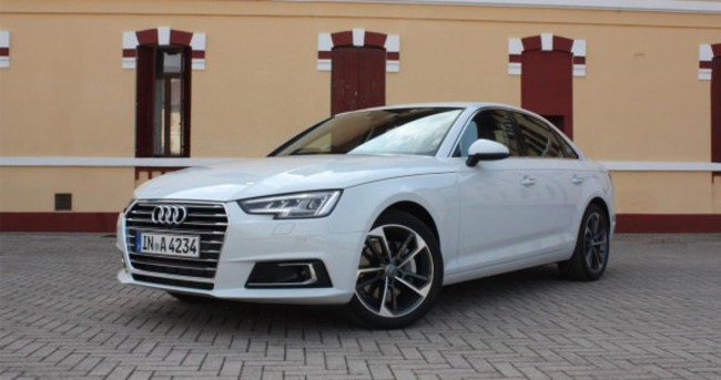 Audi'den Google'a rakip A4 modeli!