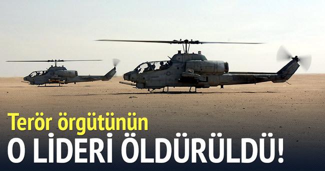ABD açıkladı: El Türkmeni öldürüldü