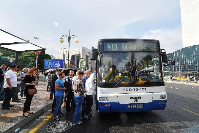 Başkent'te Bayram Süresince EGO Otobüsleri Ücretsiz