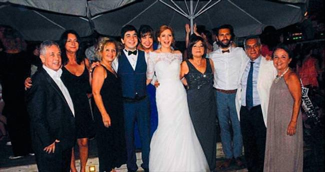 Masal gibi düğün