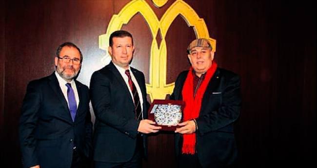 MÜSİAD İzmir'den ticari ve kültürel gezi
