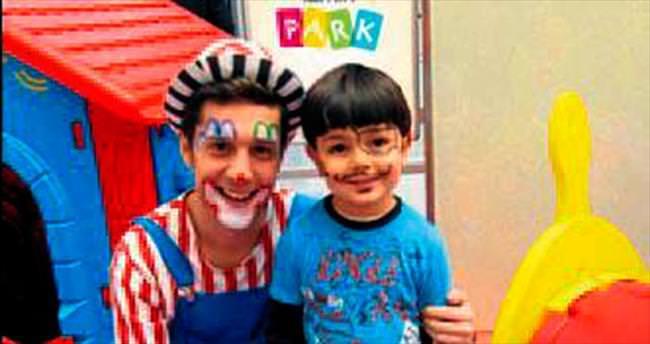İzmir Park, bayram boyunca güldürecek