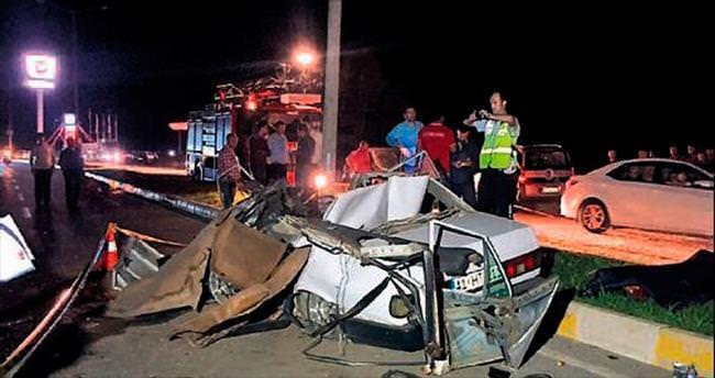 Arife trafiğine 10 kurban