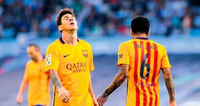 Celta karşısında dört 'Barça' oldu
