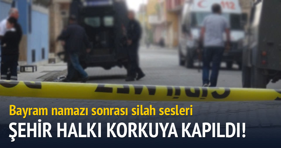 Samsun'da bayram magandaları